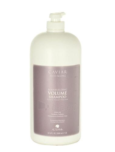 Šampūnas plaukams Alterna Caviar Bodybuilding Volume Shampoo Fine Hair Cosmetic 2000ml Paveikslėlis 1 iš 1 310820003617