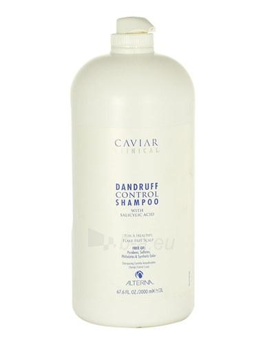 Šampūnas plaukams Alterna Caviar Clinical Dandruff Control Shampoo Cosmetic 2000ml Paveikslėlis 1 iš 1 310820003618
