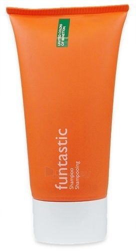 Benetton Funtastic Shampoo Cosmetic 150ml Paveikslėlis 1 iš 1 250830100410