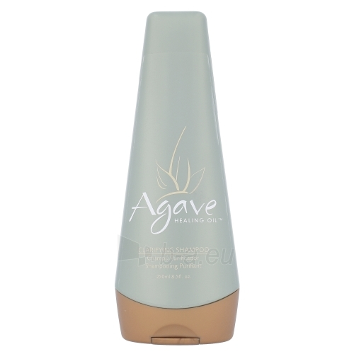 Šampūnas plaukams Bio Ionic Agave Clarifying Shampoo Cosmetic 250ml Paveikslėlis 1 iš 1 310820039349
