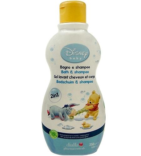 Disney Baby Bath and shampoo 2in1 Cosmetic 250ml Paveikslėlis 1 iš 1 30024900044