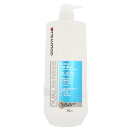 Goldwell Dualsenses Ultra Volume Shampoo Cosmetic 1500ml Paveikslėlis 1 iš 1 250830100735