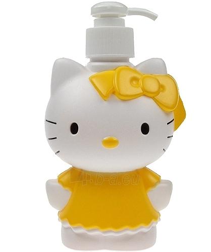 Šampūnas plaukams Hello Kitty Funny Girls 3D Shampoo Cosmetic 250ml Banana Paveikslėlis 1 iš 1 250830100374