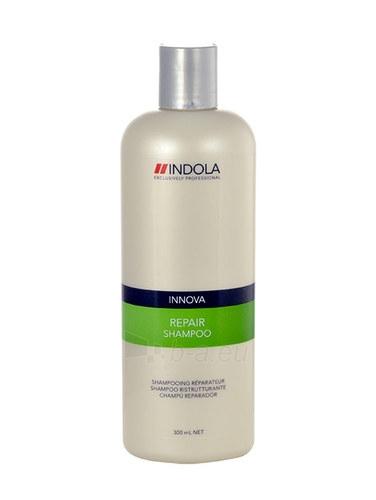 Indola Innova Repair Shampoo Cosmetic 300ml Paveikslėlis 1 iš 1 250830101325
