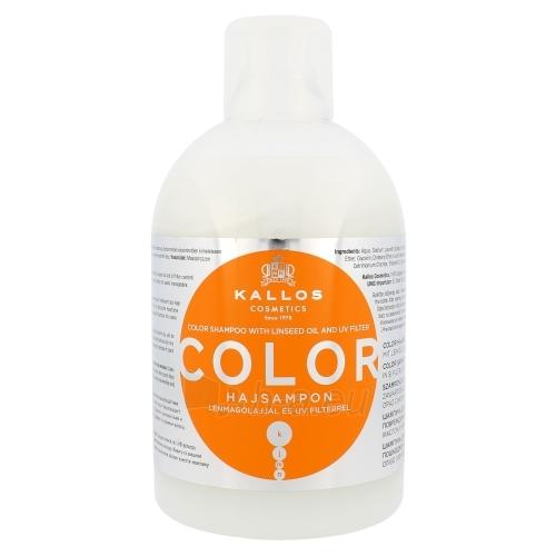 Kallos Color Shampoo Cosmetic 1000ml Paveikslėlis 1 iš 1 250830100653