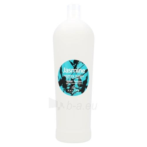 Šampūnas plaukams Kallos Jasmine Nourishing Shampoo Cosmetic 1000ml Paveikslėlis 1 iš 1 250830100421