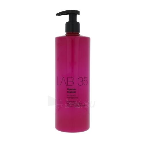 Šampūnas plaukams Kallos Lab 35 Signature Shampoo Cosmetic 500ml Paveikslėlis 1 iš 1 250830100764