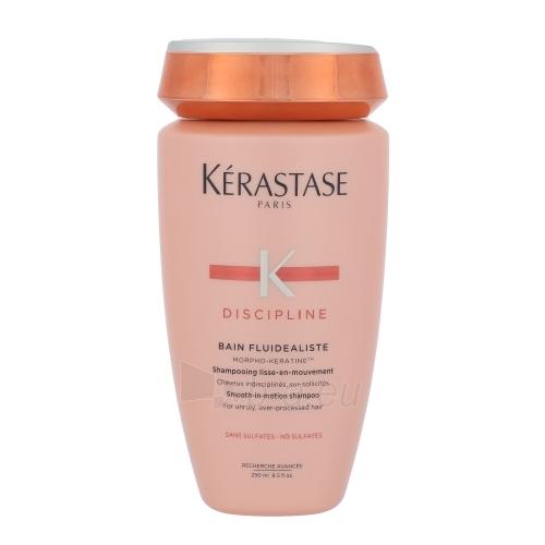 Šampūnas plaukams Kerastase Discipline Bain Fluidealiste No Sulfates Shampoo Cosmetic 250ml Paveikslėlis 1 iš 1 250830101382