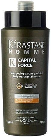 Kerastase Homme Capital Force Shampoo Densifying Effect Cosmetic 1000ml Paveikslėlis 1 iš 1 250830100064