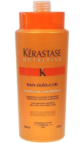 Kerastase Nutritive Bain Oleo Curl Shampoo Dry Curly Unruly 1000ml(pažeista pakuotė) Paveikslėlis 1 iš 1 250830100600