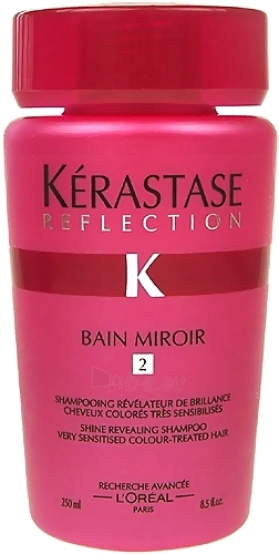 Kerastase Reflection Bain Miroir 2 Very Sensitised Colour-Tr Cosmetic 250ml Paveikslėlis 1 iš 1 250830100090