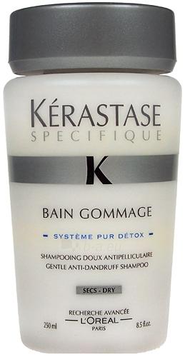 Kerastase Specifique Bain Gommage AntiDandruf Shampoo Dry Cosmetic 250ml Paveikslėlis 1 iš 1 250830100111