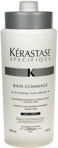 Kerastase Specifique Bain Gommage AntiDandruff Shampoo Cosmetic 1000ml Paveikslėlis 1 iš 1 250830100113