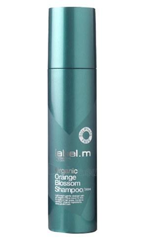 Label m Organic Orange Blossom Shampoo Cosmetic 200ml Paveikslėlis 1 iš 1 250830100988