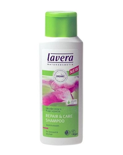 Lavera Pink Regenerative Shampoo Cosmetic 250ml Paveikslėlis 1 iš 1 250830100026