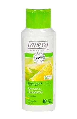 Lavera Shampoo Lemon Cosmetic 250ml Paveikslėlis 1 iš 1 250830100019