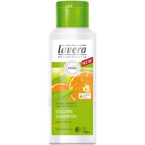 Šampūnas plaukams Lavera Volume 200ml Paveikslėlis 1 iš 1 250830100932