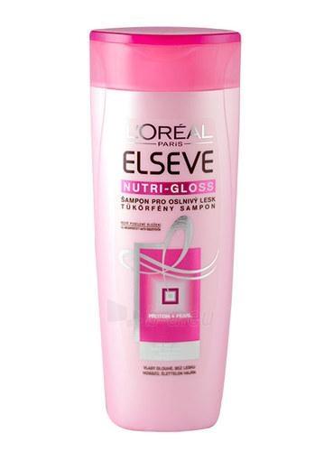 L´Oreal Paris Elseve Nutri-Gloss Shampoo Cosmetic 400ml Paveikslėlis 1 iš 1 250830100949