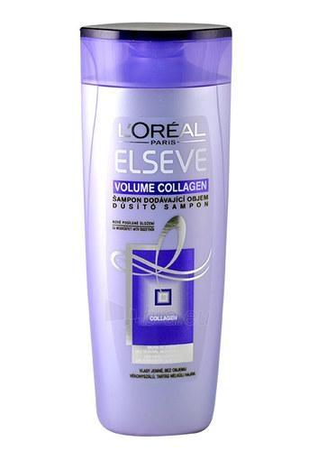 Šampūnas plaukams L´Oreal Paris Elseve Volume Collagen Shampoo Cosmetic 250ml Paveikslėlis 1 iš 1 250830100964