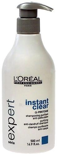 L´Oreal Paris Expert Instant Clear Piritone Shampoo Cosmetic 500ml Paveikslėlis 1 iš 1 250830100149