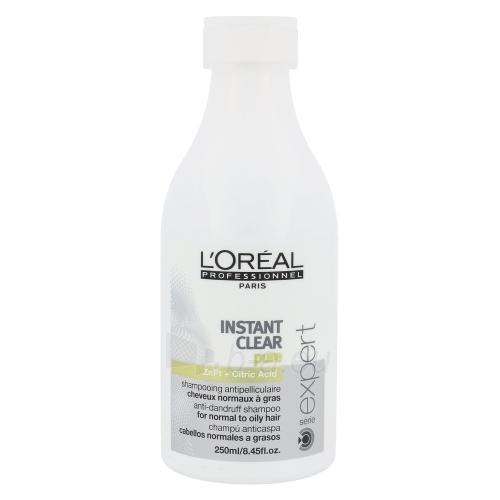 Šampūnas plaukams L´Oreal Paris Expert Instant Clear Pure Shampoo Cosmetic 250ml Paveikslėlis 1 iš 1 250830100728