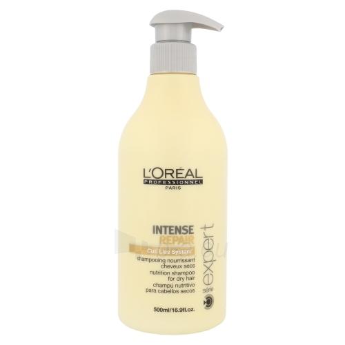 L´Oreal Paris Expert Intense Repair Shampoo Cosmetic 500ml Paveikslėlis 1 iš 1 250830100152