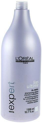 Šampūnas plaukams L´Oreal Paris Expert Liss Ultime Shampoo Cosmetic 1500ml Paveikslėlis 1 iš 1 250830100155
