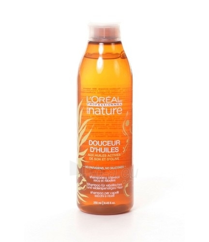 L´Oreal Paris Expert Nature Douceur D Huiles Shampoo Cosmetic 1500ml Paveikslėlis 1 iš 1 250830100455