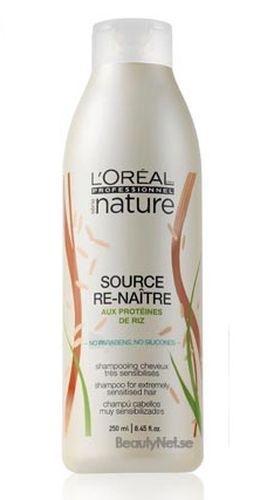 L´Oreal Paris Expert Nature Source Re Naitre Shampoo Cosmetic 250ml Paveikslėlis 1 iš 1 250830100162