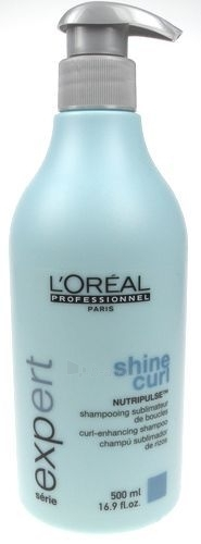 Šampūnas plaukams L´Oreal Paris Expert Shine Curl Cosmetic 1500ml Paveikslėlis 1 iš 1 250830100171