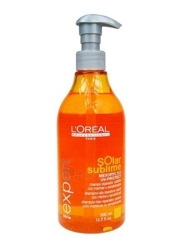 Šampūnas plaukams L´Oreal Paris Expert Solar Sublime Cosmetic 500ml Paveikslėlis 1 iš 1 250830100177