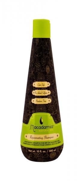 Šampūnas plaukams Macadamia Rejuvenating Shampoo Dry Hair Cosmetic 300mll Paveikslėlis 1 iš 1 250830100637