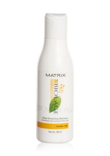 Matrix Biolage Deep Smoothing Shampoo Cosmetic 250ml Paveikslėlis 1 iš 1 250830100478