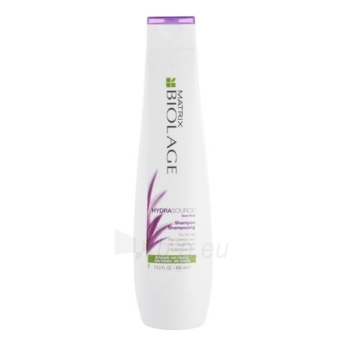 Shampoo plaukams Matrix Biolage Hydrasource Shampoo Cosmetic 400ml Paveikslėlis 1 iš 1 310820063066
