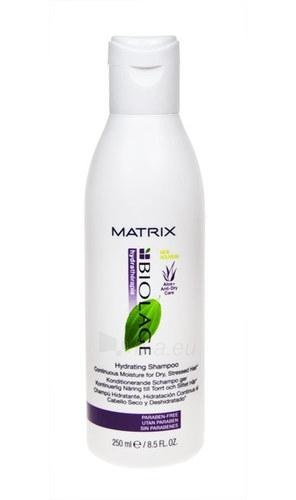 Šampūnas plaukams Matrix Biolage Hydrating Shampoo Cosmetic 250ml Paveikslėlis 1 iš 1 250830100405