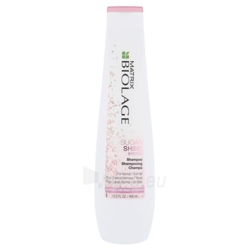 Šampūnas plaukams Matrix Biolage Sugar Shine Shampoo Cosmetic 400ml Paveikslėlis 1 iš 1 310820075260