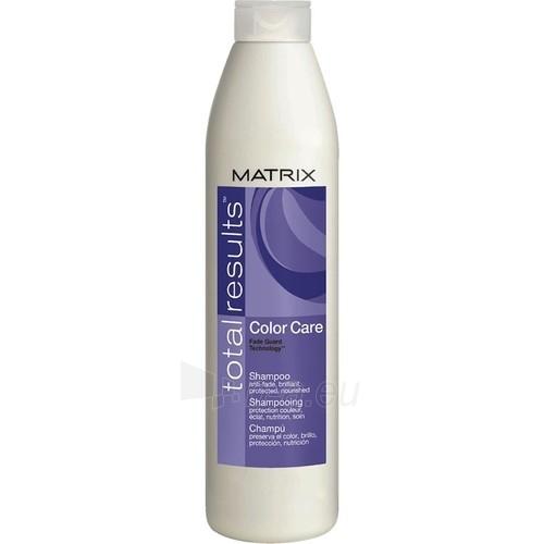 Šampūnas plaukams Matrix Total Results Color Care Shampoo Cosmetic 300ml Paveikslėlis 1 iš 1 250830100408