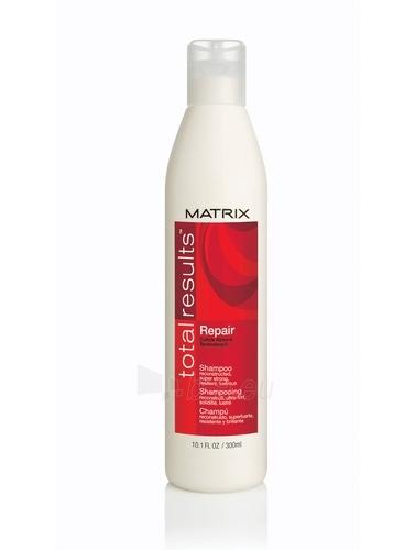 Šampūnas plaukams Matrix Total Results Repair Shampoo Cosmetic 1000ml Paveikslėlis 1 iš 1 250830100418
