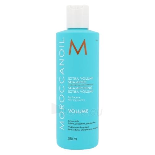 Šampūnas plaukams Moroccanoil Extra Volume Shampoo Cosmetic 250ml Paveikslėlis 1 iš 2 250830100725