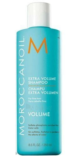 Šampūnas plaukams Moroccanoil Extra Volume Shampoo Cosmetic 250ml Paveikslėlis 2 iš 2 250830100725