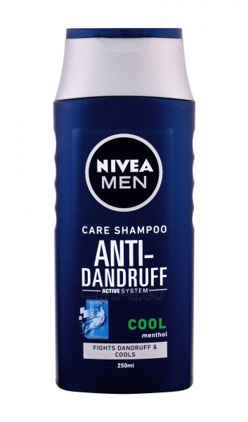 Šampūnas plaukams Nivea Men Anti-dandruff Cool Shampoo Cosmetic 250ml Paveikslėlis 1 iš 1 250830100970