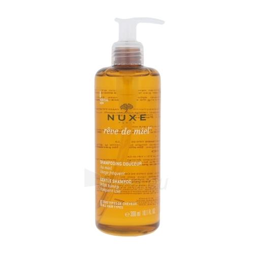 Šampūnas plaukams Nuxe Reve de Miel Gentle Shampoo Cosmetic 300ml Paveikslėlis 1 iš 1 310820001527