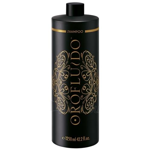 Šampūnas plaukams Orofluido Shampoo Cosmetic 1250ml Paveikslėlis 1 iš 1 250830100483