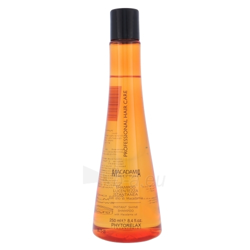 Šampūnas plaukams Phytorelax Laboratories Macadamia Instant Shine Shampoo Cosmetic 250ml Paveikslėlis 1 iš 1 310820041801