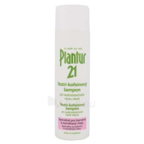 Šampūnas plaukams Plantur 21 Nutri-Coffein Shampoo Cosmetic 250ml Paveikslėlis 1 iš 1 310820028891