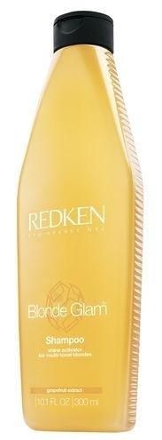 Redken Blonde Glam Shampoo Cosmetic 300ml Paveikslėlis 1 iš 1 250830100197