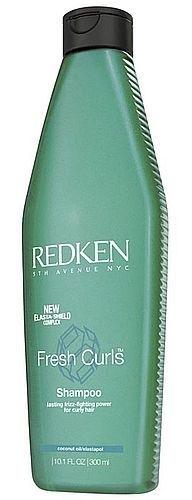 Šampūnas plaukams Redken Fresh Curls Shampoo Cosmetic 1000ml Paveikslėlis 1 iš 1 250830100206
