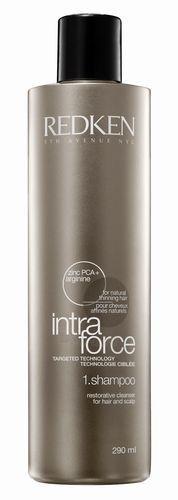 Redken Intra Force Shampoo Natural Hair Cosmetic 290ml Paveikslėlis 1 iš 1 250830100209