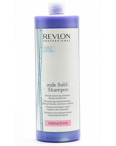 Revlon Interactives Blonde Sublime Shampoo Cosmetic 1250ml Paveikslėlis 1 iš 1 250830100786