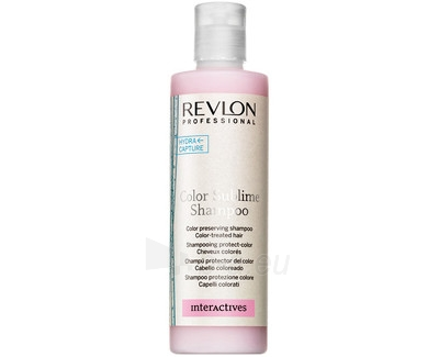 Revlon Interactives Color Sublime Shampoo Cosmetic 250ml Paveikslėlis 1 iš 1 250830100510